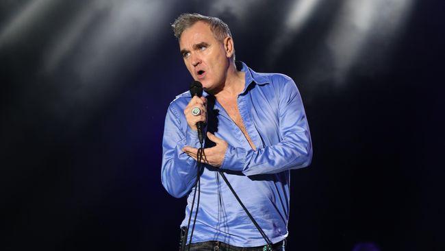 Alasan Kesehatan, Morrissey Tunda Kembali ke Kanada