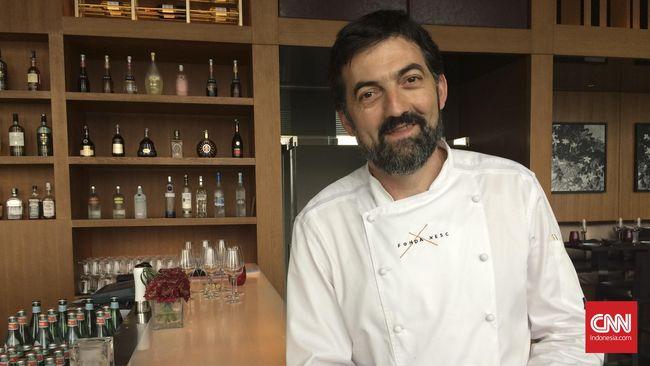 Francesc Rovira, Chef Kaliber Michelin yang Cinta Jamur