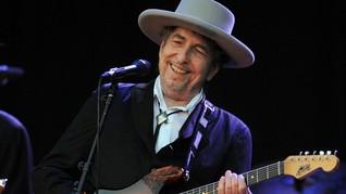 'Ceramah' Nobel Sastra Bob Dylan akan Dibukukan