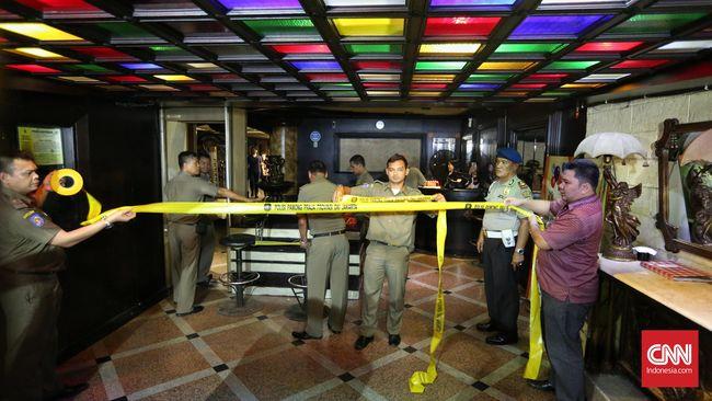 Satpol PP Dapati 9 Tempat Hiburan Beroperasi di Bulan Ramadan