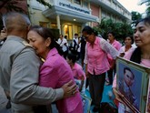 Bhumibol memimpin Thailand selama 70 tahun, raja terlama di dunia yang pernah memimpin. Setelah Bhumibol wafat, kini gelar monarki terlama dipegang Ratu Elizabeth II di Inggris. (Reuters/Athit Perawongmetha)