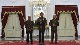 Jejak Prestasi Jokowi Ala Istana