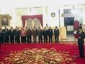 Jokowi Resmi Lantik Jonan jadi Menteri, Arcandra Wakilnya