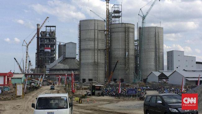 Semen Indonesia Bersikukuh Pabrik Rembang Beroperasi 2017