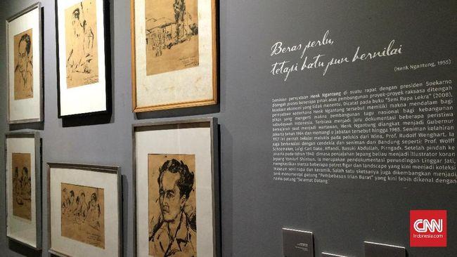 Melacak Jejak Seni Rupa Indonesia