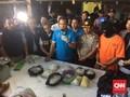 BNN Amankan 67 Kg Sabu Asal Malaysia di Demak