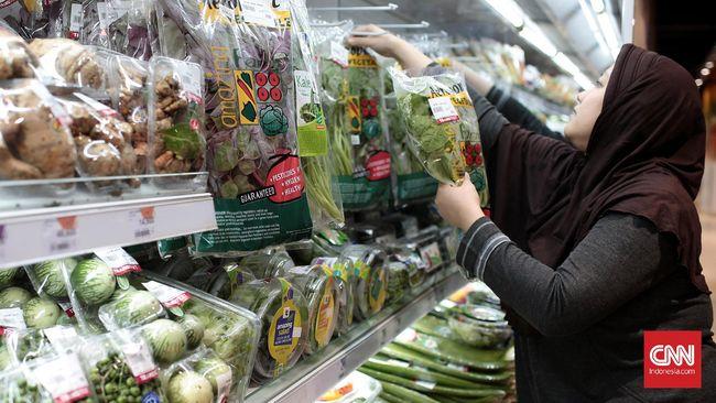 RI Tambal Defisit Dagang ke China Lewat Sayuran Organik