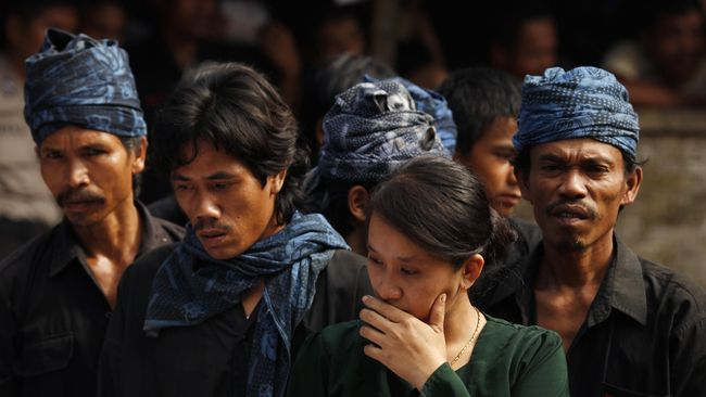 Kolom Agama KTP Warga Baduy Diisi Penganut Kepercayaan