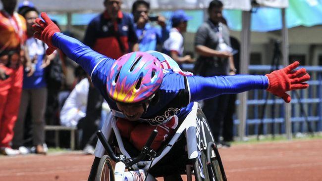 Atletik Jadi Cabor Peserta Terbanyak di Asian Para Games 2018