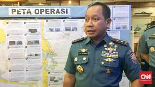 Jokowi Pilih Danjen Akademi TNI Jadi Kepala Bakamla yang Baru