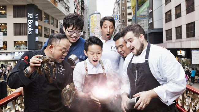 Hong Kong Manjakan Wisatawan Lewat Festival Wine & Dine