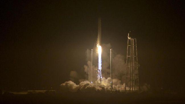 NASA Uji Parasut Supersonik untuk Misi Pendaratan di Mars