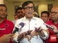 Yasonna Laoly Respons Wacana Penambahan Kursi Pimpinan DPR