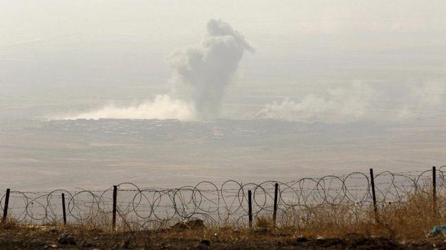 Iran Serang ISIS 700 Kali Pakai Drone