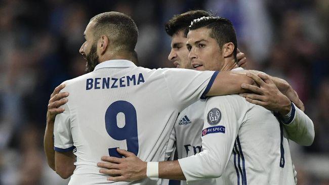 Benzema: Sikap Egois Ronaldo Dibutuhkan Real Madrid