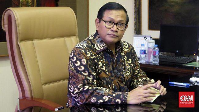 Seskab: Latih FPI, Danramil Telah Lapor ke Dandim Lebak
