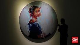 Rupa-rupa Perupa dalam Pameran Seni Beragam Dimensi