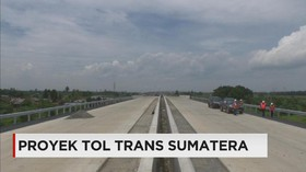 Perkembangan Proyek Tol Trans Sumatera