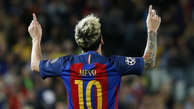 Nani Menilai Messi Pemain Spesial
