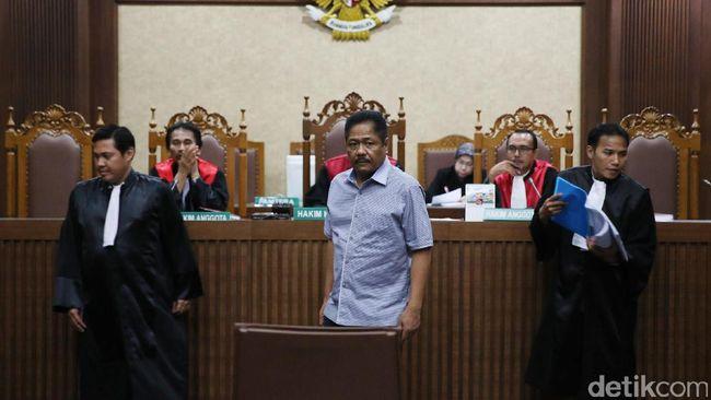 Terima Suap, Politikus Golkar Divonis Lima Tahun Penjara