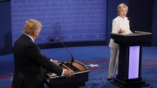 Clinton Kecam Gambaran Seram Trump soal Aborsi
