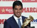 Suarez Sebut Gol Terbaiknya ke Gawang Madrid