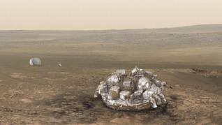Astronaut NASA Berhasil Identifikasi Mikroba di Antariksa