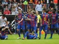 Enrique: Barcelona Ingin Tiga Angka dari Sevilla