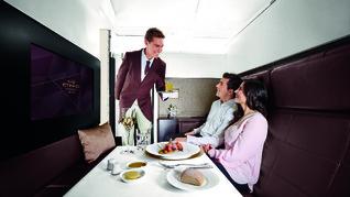 6 Panduan Saat Pertama Kali Terbang di Business Class