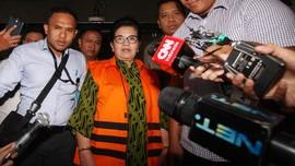 KPK Tahan Bekas Menkes Siti Fadilah Supari