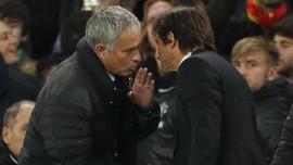 Mourinho dan Conte Tidak Akan Mendapat Sanksi FA
