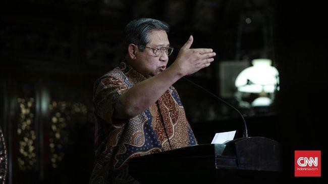 Penanganan Corona di Indonesia, SBY Singgung Utamakan Rakyat