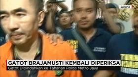 AA Gatot Diperiksa oleh Polda Metro Jaya
