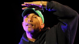 Pharrell Williams Jadi Korban 'Prank'