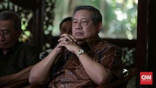 Usai Bertemu Golkar, SBY Disebut Siap Bantu Jokowi