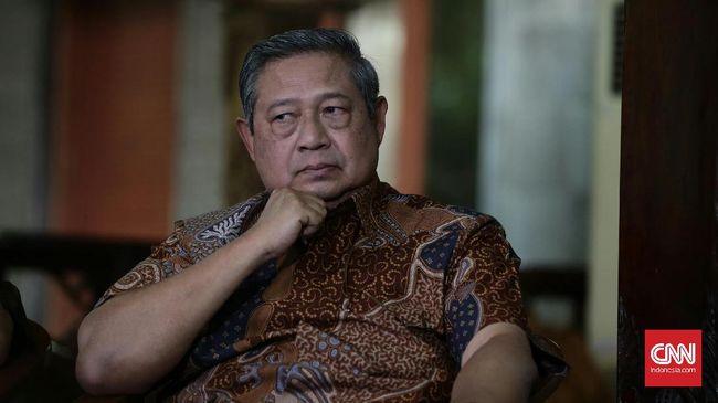 Tagar #SayaBertanya dan 'Curhatan' Heboh Ala SBY