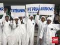 Warga Lakardowo Desak KLHK Adili Perusahaan Penimbun Limbah
