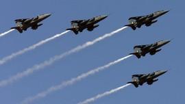 Pesawat Tempur Buatan Rusia Jatuh di Mesir