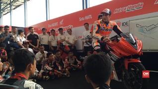 Marquez: Sirkuit Sentul Berisiko untuk MotoGP