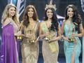 Deretan Gaun Rancangan Anaz di Miss Grand International 2017