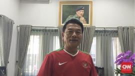 Mantan Panglima TNI Bicara Soal Kerusuhan Suporter