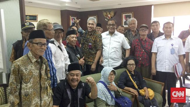Soeharto Ditolak Jadi Pahlawan Nasional
