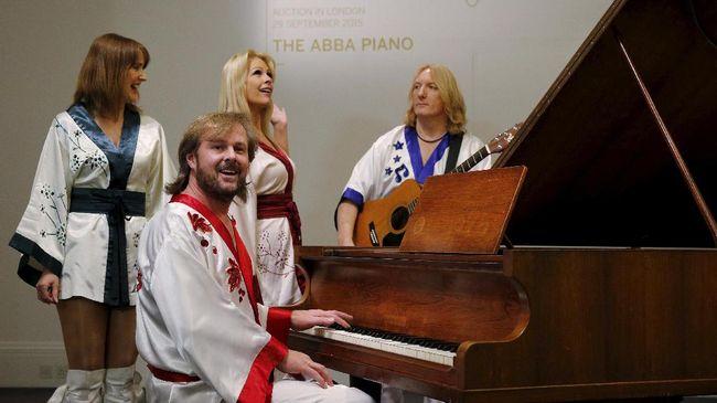 ABBA Tunda Perilisan Lagu Baru Hingga Akhir Tahun
