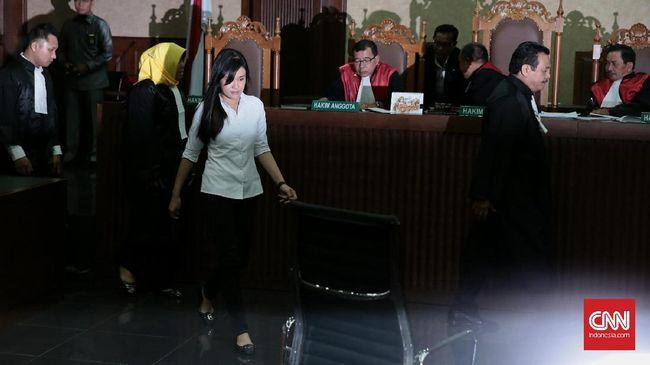 Kado Buruk Akhir Tahun bagi Jessica Wongso, PK Ditolak
