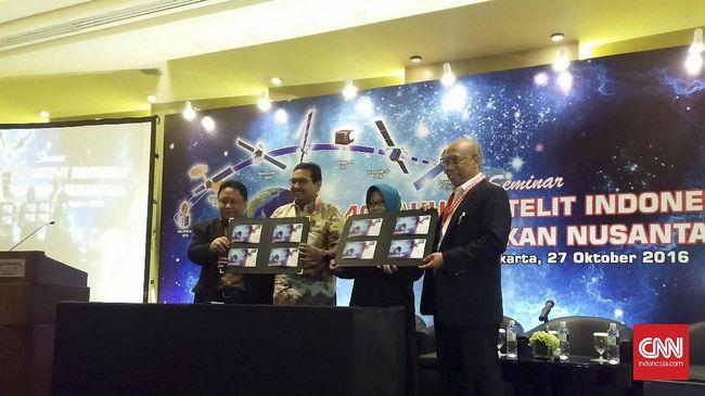 Ada 34 Satelit Asing Layani Telekomunikasi Indonesia