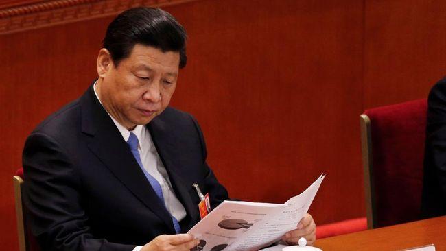 Umat Kristen di China Ganti Foto Yesus dengan Presiden Xi