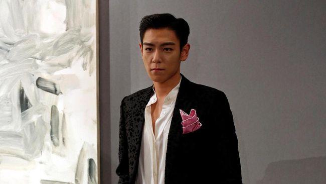 T.O.P 'Bigbang' Habiskan 95 Persen Pendapatan untuk Seni