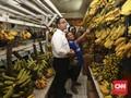 Kunjungi Pasar, Anies Janji Beri Pendampingan kepada Pedagang