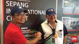 Dorna Setuju Sirkuit Palembang, Alex Noerdin Didekati Pemodal
