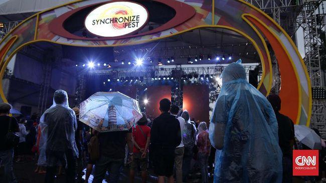 Ebiet G Ade Hingga Barasuara Bakal Ramaikan Synchronize Fest